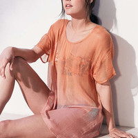 Out From Under Gauze Tee Cover-Up - Urban Outfitters