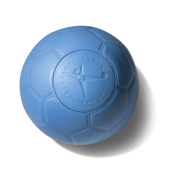 One World Play Project Youth Soccer Ball