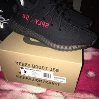 yeezy boost 350 v2 bred size 9.5