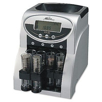 Digital Coin Sorter Machine Change Money Counter Sort Electronic Wrapper New Fre