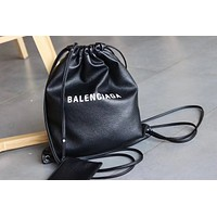 BALENCIAGA WOMEN'S LEATHER NEW BACKPACK BAG