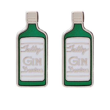Gin Earrings by Tatty Devine