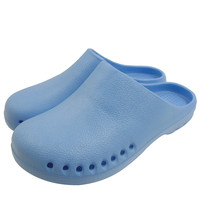 NEW solid mules clogs men and women non-slip nurse shoes casual kitchen sandal garden slippers beach shoes all seasons HS0001