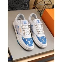 lv fashion men womens casual running sport shoes sneakers slipper sandals high heels shoes 15