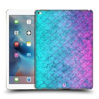 Ombre Mermaid Scales Hard Back Case for Apple iPad Pro 12.9