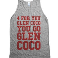 Athletic Grey Tank | Funny Mean Girls Shirts