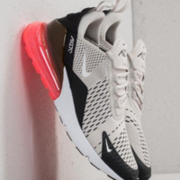 NIKE trend of plastic bottom casual shoes Air Max 270 men and women The air cushion shoes