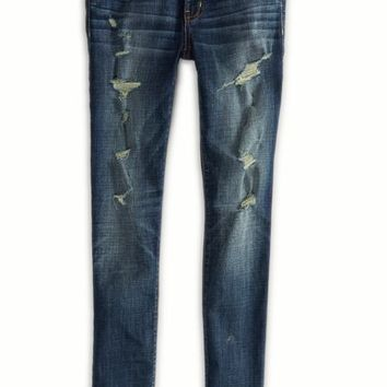 AEO 's Jegging (Dark Destroy)