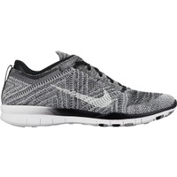 Nike Free Flyknit TR 5.0 - Black, White & Grey | DICK'S Sporting Goods