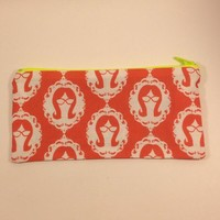 Linda Belcher Cameo Pencil/Make up Pouch