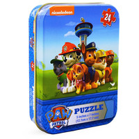Paw Patrol - 24-Piece Puzzle in Tin