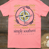 Compass Tee | Simply Southern