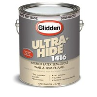 Glidden Professional, 1-gal. Semigloss Enamel Interior Paint, 1416-0110-01 at The Home Depot - Mobile