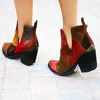 Free People Hunt the Plains Patchwork Boot