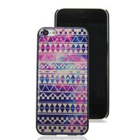 Fivebox Aztec Tribal Pattern Snap On Case Cover for Apple iPhone 5C