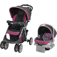 Graco Verb Click Connect Travel System, with SnugRide Click Connect 30 Infant Car Seat, Caris - Walmart.com