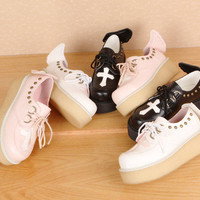 Angel Wing Creeper Shoes