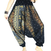 Gypsy pants  Harem pants Elephant clothes Hippie clothes Hippie pants Yoga pants Elephant pants Palazzo pants