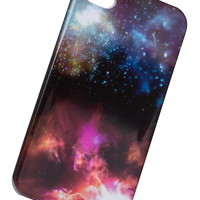 Cosmic Decorative Phone Cover - Multi