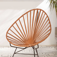 Acapulco Vegan Leather Chair - Urban Outfitters