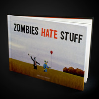 Zombies Hate Stuff at Firebox.com