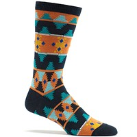 Moroccan Waves Sock