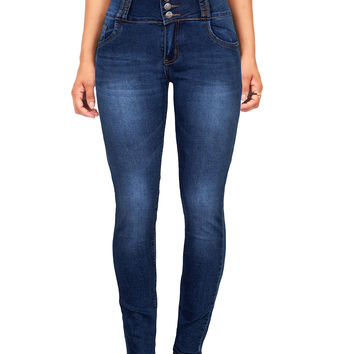 Lifted Skinny Jeans