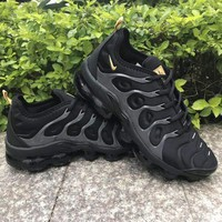 HCXX 19July 539 Nike Air Vapormax Plus Sneakers Casual Fashion Running Shoes black yellow