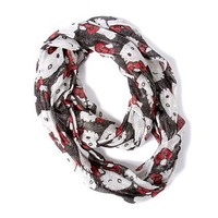 Hello Kitty Lurex Infinity Scarf  | Claire's