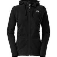 The North Face Women's Jackets & Vests FLEECE CLASSIC WOMEN'S MEZZALUNA HOODIE