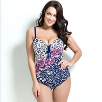 Hot Swimsuit New Arrival Beach Summer Sexy Backless Ladies Swimwear Stylish Print Bikini [6033430529]