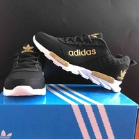 ADIDAS Woman Men Breathable Sneakers Sport Shoes-1