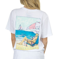 The Sweet Life - Beach - Short Sleeve – Lauren James