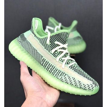 Adidas Yeezy Boost 350 V2 3M reflection Gym shoes-1