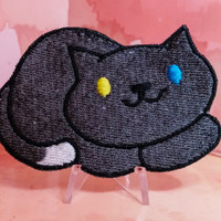 Neko Atsume Pepper/Oddo-San Patch