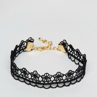 Limited Edition Fine Lace Bracelet at asos.com