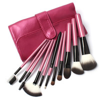 [BIG SALE] on 11 PCs Makeup Kit with leather pouch