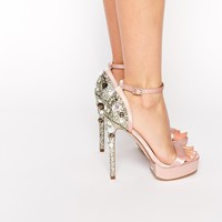 ASOS HATTON Heeled Sandals