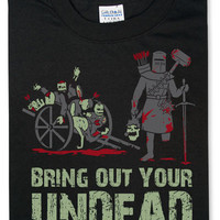 Bring Out Your Undead T-Shirt - Black,