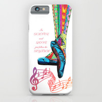 In Dance And Love iPhone & iPod Case by Heaven7