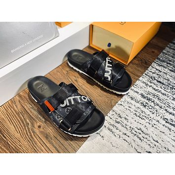 lv men fashion boots fashionable casual leather breathable sneakers running shoes 11