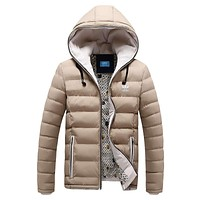 Adidas Mens Cotton Coat-4