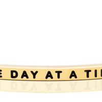 One Day At A Time Bracelet from MantraBand