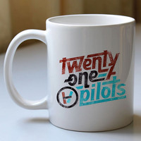 twenty one pilots logos - Mug, Ceramic Mug, Coffee Mug