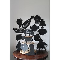 Whale Petite Chalkboard (12-14 Inches)
