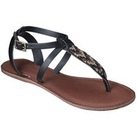 Women's Mossimo Supply Co. Cora Gladiator Sandals - Assorted Colors