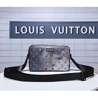LV Louis Vuitton MONOGRAM Satellite CANVAS CROSS BODY BAG