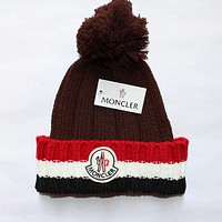 Moncler Hiphop Women Men Beanies Winter Knit Hat Cap