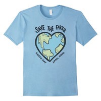 Save The Earth - April 22nd 2016 - Earth Day T-Shirt