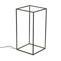 Ipnos Floor Lamp Black Anodized by Flos